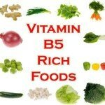 Makanan Sumber Vitamin B5
